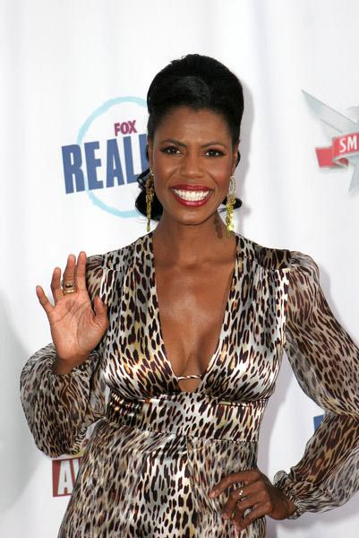 Omarosa Manigault-Stallworth at The Fox Reality Channel 2008 Really Awards at Avalon Hollywood, Hollywood, CA, USA - United States