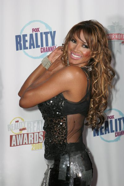 Traci Bingham at The Fox Reality Channel 2008 Really Awards at Avalon Hollywood, Hollywood, CA, USA - United States