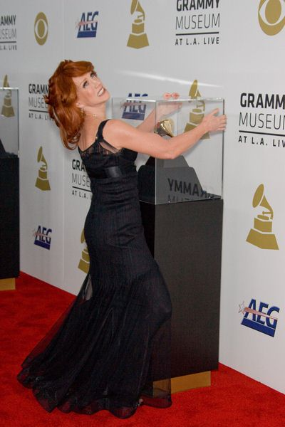 Kathy Griffin at The Grammy Nominations Concert Live - NOKIA Plaza at L.A. Live, Los Angeles, CA USA