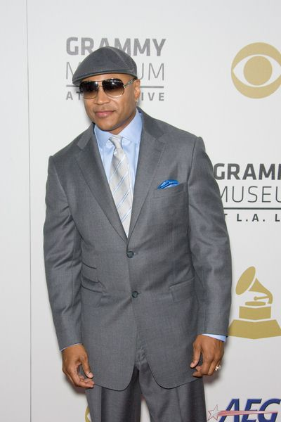 LL Cool J at The Grammy Nominations Concert Live - NOKIA Plaza at L.A. Live, Los Angeles, CA USA