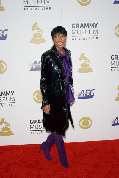 Natalie Cole at The Grammy Nominations Concert Live - NOKIA Plaza at L.A. Live, Los Angeles, CA USA