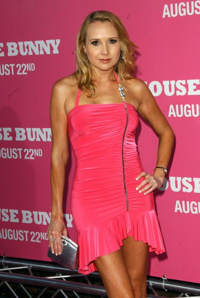 Alana Curry at 'The House Bunny' Los Angeles Premiere - Arrivals at Mann Village Theater, Westwood, CA, USA