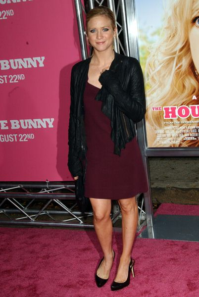 Brittany Snow at 'The House Bunny' Los Angeles Premiere - Arrivals at Mann Village Theater, Westwood, CA, USA