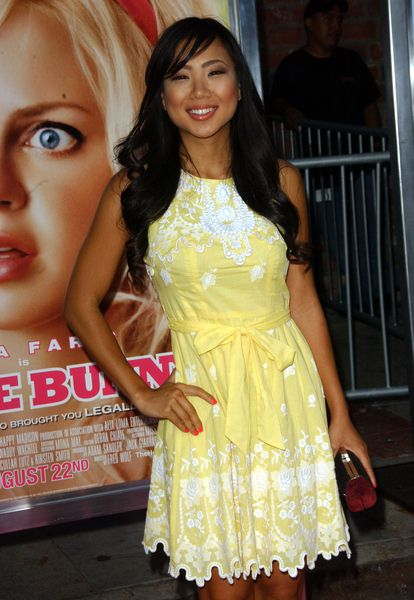 Hiromi Oshima at 'The House Bunny' Los Angeles Premiere - Arrivals at Mann Village Theater, Westwood, CA, USA