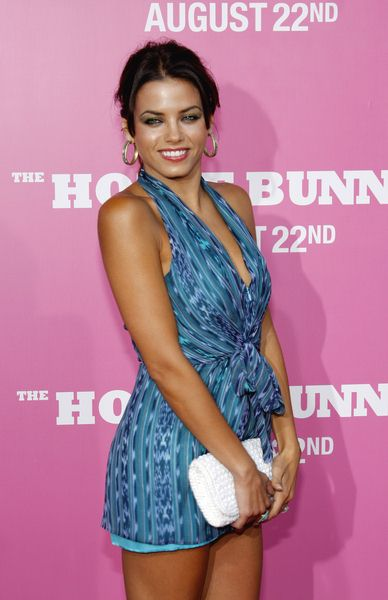 Jenna Dewan at 'The House Bunny' Los Angeles Premiere - Arrivals at Mann Village Theater, Westwood, CA, USA