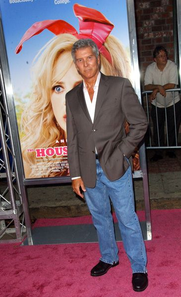 Michael Buffer at 'The House Bunny' Los Angeles Premiere - Arrivals at Mann Village Theater, Westwood, CA, USA