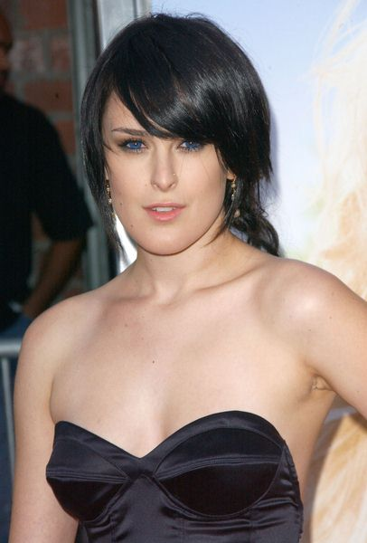 Rumer Willis at 'The House Bunny' Los Angeles Premiere - Arrivals at Mann Village Theater, Westwood, CA, USA