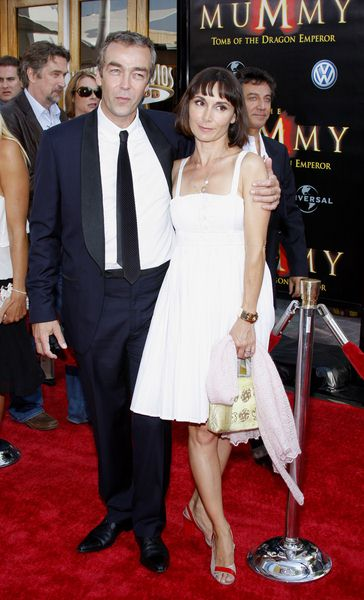 John Hannah at 'The Mummy: Tomb of the Dragon Emperor' American Premiere - Arrivals - Gibson Amphitheatre Universal Studios Hollywood, Universal City, CA, USA
