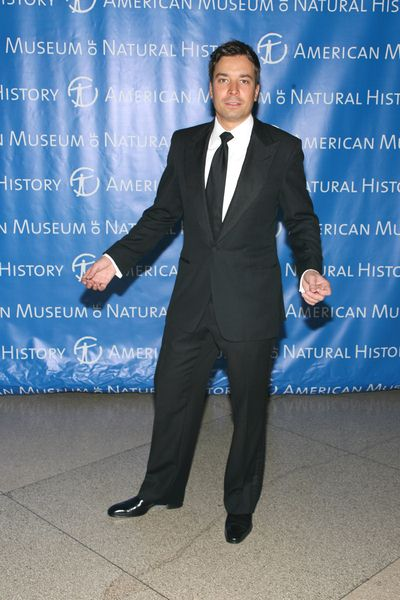 Jimmy Fallon at The Museum Gala 2008 at The Museum of Natural History, Central Park West at 79th Street, New York City, NY, USA
