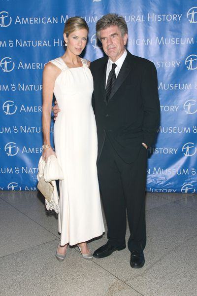 Kathy Freston, Tom Freston at The Museum Gala 2008 at The Museum of Natural History, Central Park West at 79th Street, New York City, NY, USA