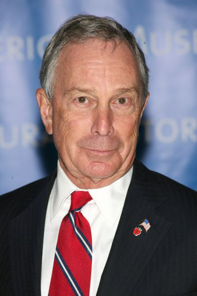 Michael Bloomberg (New York City Mayor) at The Museum Gala 2008 at The Museum of Natural History, Central Park West at 79th Street, New York City, NY, USA