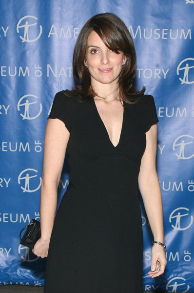 Tina Fey at The Museum Gala 2008 at The Museum of Natural History, Central Park West at 79th Street, New York City, NY, USA