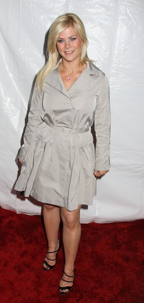 Alison Sweeney at The NBC Universal Experience - Rockefeller Center, New York City, NY, USA