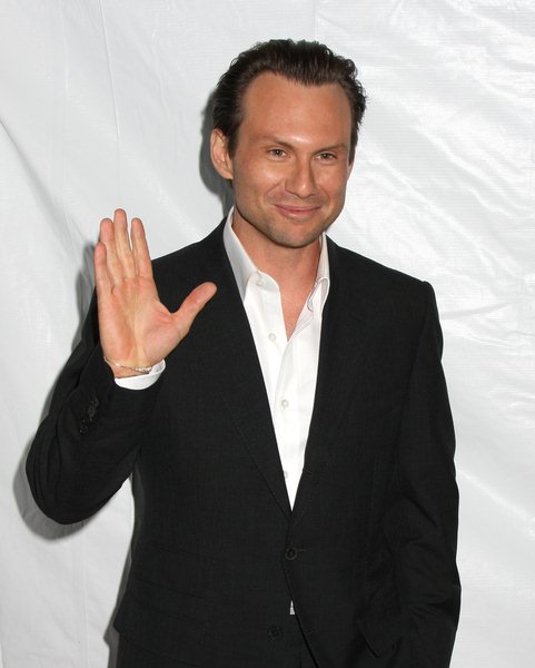 Christian Slater at The NBC Universal Experience - Rockefeller Center, New York City, NY, USA