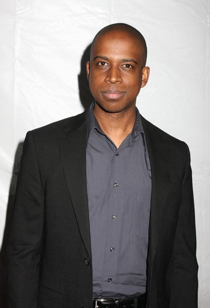 Keith Powell at The NBC Universal Experience - Rockefeller Center, New York City, NY, USA