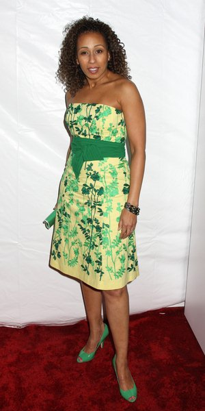 Tamara Tunie at The NBC Universal Experience - Rockefeller Center, New York City, NY, USA