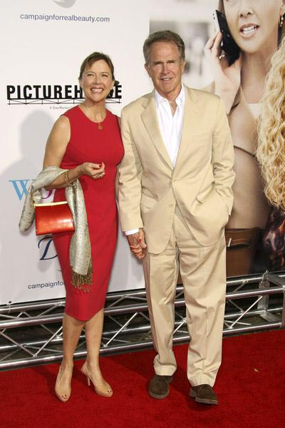 Annette Bening, Warren Beatty at 'The Women' Los Angeles Premiere at Mann Village Theater, Westwood, CA, USA