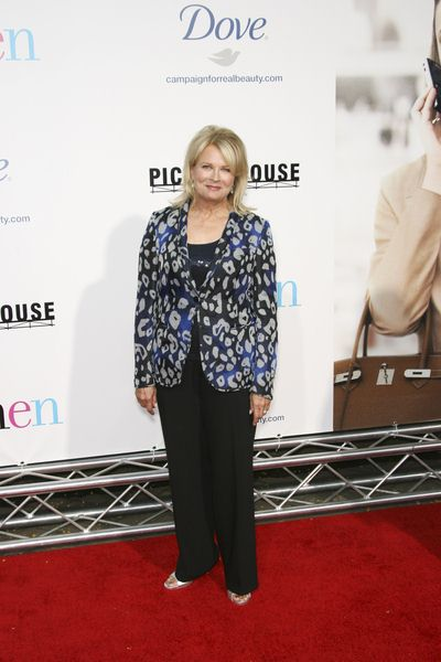 Candice Bergen at 'The Women' Los Angeles Premiere at Mann Village Theater, Westwood, CA, USA