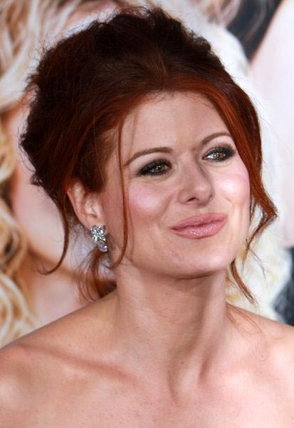 Debra Messing at 'The Women' Los Angeles Premiere at Mann Village Theater, Westwood, CA, USA