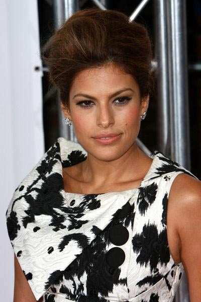 Eva Mendes at 'The Women' Los Angeles Premiere at Mann Village Theater, Westwood, CA, USA