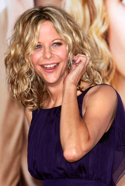 Meg Ryan at 'The Women' Los Angeles Premiere at Mann Village Theater, Westwood, CA, USA