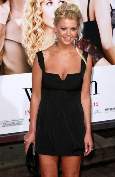 Tara Reid at 'The Women' Los Angeles Premiere at Mann Village Theater, Westwood, CA, USA