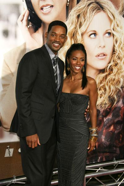 Will Smith, Jada Pinkett Smith at 'The Women' Los Angeles Premiere at Mann Village Theater, Westwood, CA, USA
