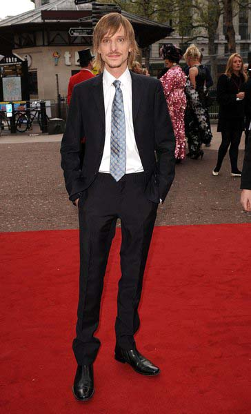 Mackenzie Crook at 'Three and Out' London Premiere - Red Carpet Arrivals, Odeon Leicester Square, London, England