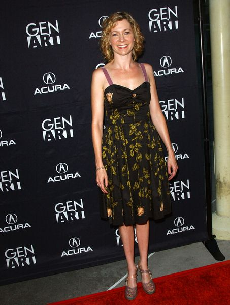 Carrie Preston at 'Towelhead' Los Angeles Premiere - Arrivals at ArcLight Cinemas, Hollywood, CA. USA - United States