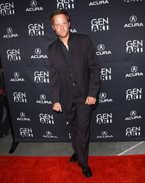 Matt Letscher at 'Towelhead' Los Angeles Premiere - Arrivals at ArcLight Cinemas, Hollywood, CA. USA - United States