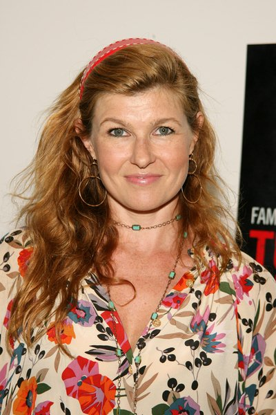 Connie Britton at 'Turn The River' New York City Premiere - Arrivals - Museum of Modern Art, New York City, NY, USA