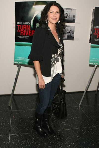 Lauren Graham at 'Turn The River' New York City Premiere - Arrivals - Museum of Modern Art, New York City, NY, USA
