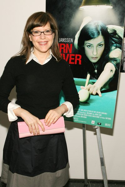 Lisa Loeb at 'Turn The River' New York City Premiere - Arrivals - Museum of Modern Art, New York City, NY, USA