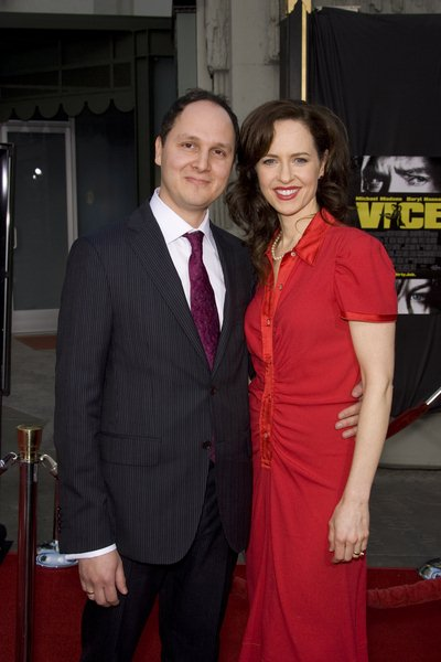 Raul Sanchez Inglis, Anna Galvin at 'Vice' World Premiere - Arrivals at Grauman's Chinese Theater, Hollywood, CA USA