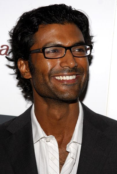 Sendhil Ramamurthy at Whaleman Foundation Benefit - Arrivals in Beso, Hollywood, CA, USA
