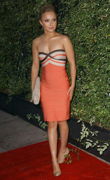 Hayden Panettiere at Whaleman Foundation Benefit - Arrivals in Beso, Hollywood, CA, USA
