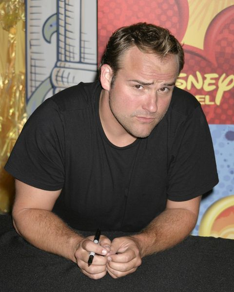 David DeLuise (Jerry Russo) at 'Wizards of Waverly Place' Cast Visits the World of Disney New York City Store on 5th Avenue, New York City, NY, USA