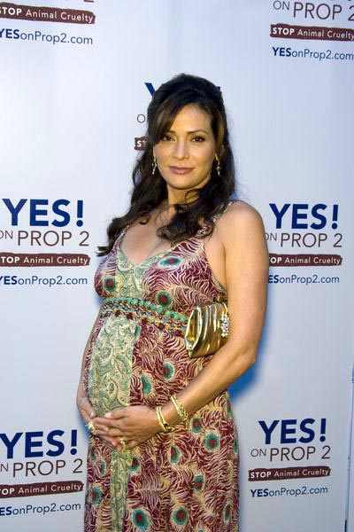 Constance Marie at Yes on Prop 2 Benefit at Private Residence in Westwood, CA, USA