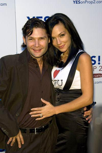 Corey Feldman at Yes on Prop 2 Benefit at Private Residence in Westwood, CA, USA