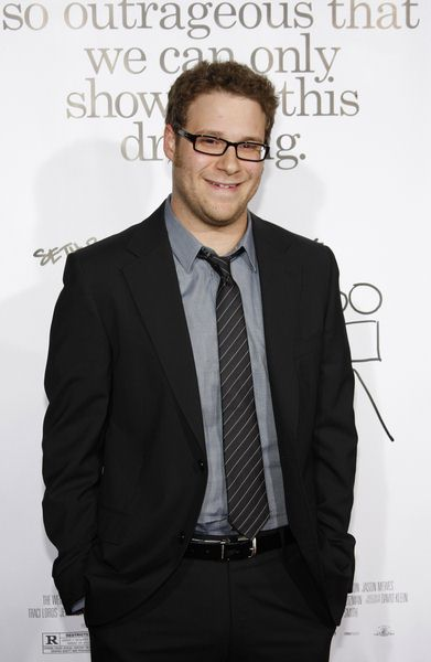 Seth Rogen at 'Zack and Miri Make a Porno' Hollywood Premiere - Arrivals at Grauman's Chinese Theater, Hollywood, CA, USA