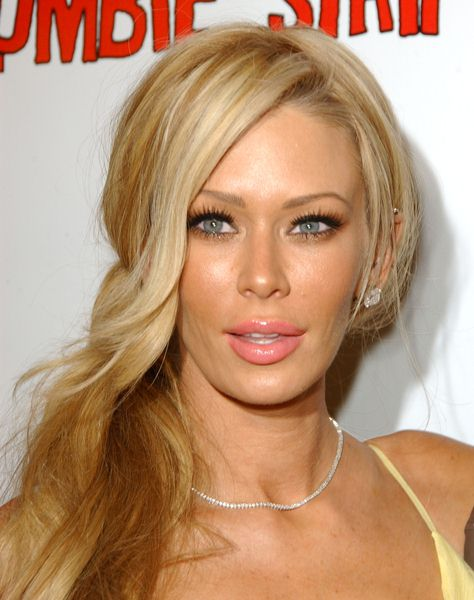Jenna Jameson at 'Zombie Strippers' Los Angeles Premiere - Arrivals - The Landmark Theater, West Los Angeles, CA. USA