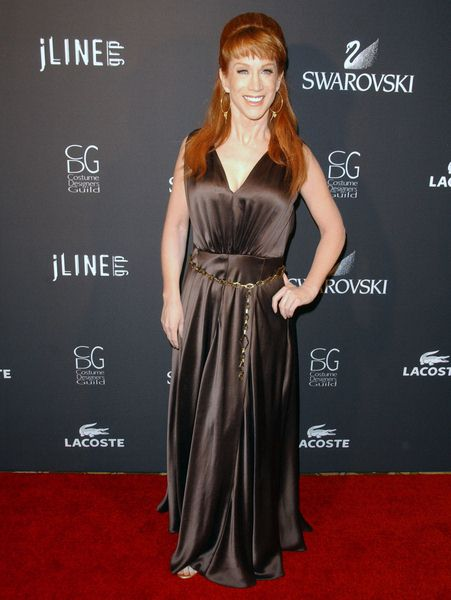 Kathy Griffin at 11th Annual Costume Designers Guild Awards at Four Seasons Beverly Wilshire Hotel, Beverly Hills, CA. USA