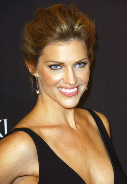 Tricia Helfer at 11th Annual Costume Designers Guild Awards at Four Seasons Beverly Wilshire Hotel, Beverly Hills, CA. USA