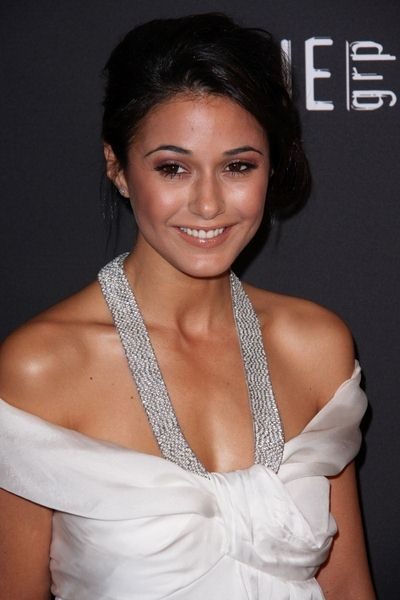Emmanuelle Chriqui at 11th Annual Costume Designers Guild Awards at Four Seasons Beverly Wilshire Hotel, Beverly Hills, CA. USA