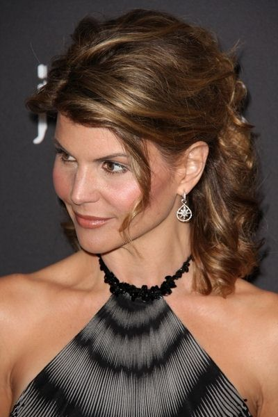 Lori Loughlin at 11th Annual Costume Designers Guild Awards at Four Seasons Beverly Wilshire Hotel, Beverly Hills, CA. USA