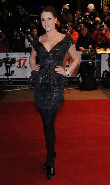 Danielle Lloyd at '17 Again' UK Premiere at Odeon West End, London, UK