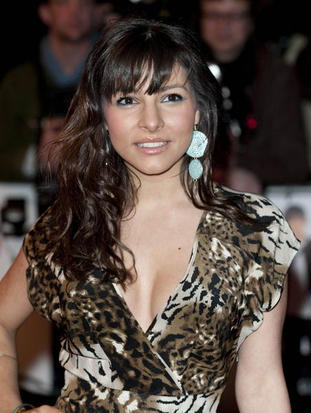 Roxanne Pallett at '17 Again' UK Premiere at Odeon West End, London, UK