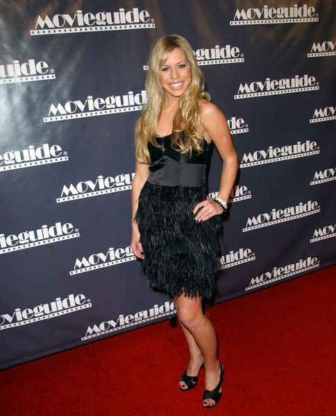 Abigail Mason at 17th Annual Movieguide Awards Gala at The Beverly Hilton Hotel, Beverly Hills, CA. USA