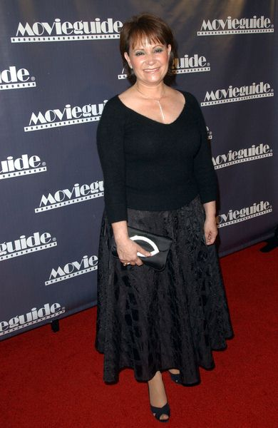 Adriana Barraza at 17th Annual Movieguide Awards Gala at The Beverly Hilton Hotel, Beverly Hills, CA. USA
