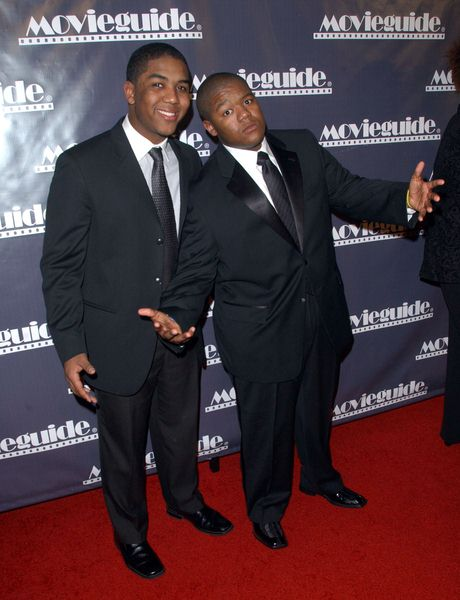 Christopher Massey, Kyle Massey at 17th Annual Movieguide Awards Gala at The Beverly Hilton Hotel, Beverly Hills, CA. USA